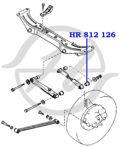 No HANSE: HR 812 126
