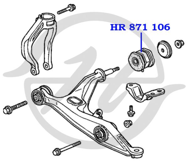 No HANSE: HR 871 106